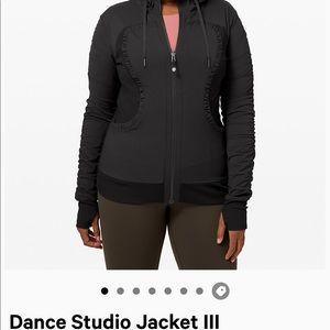 Women's Lululemon dance studio jacket